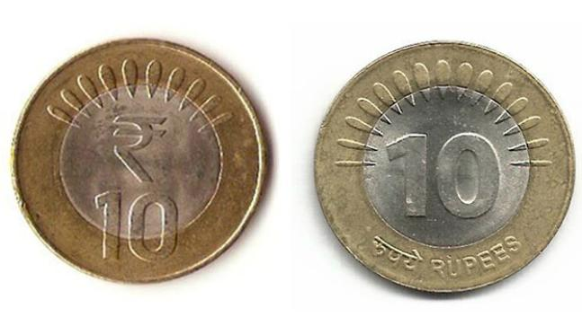 All Rs 10 coins are valid, says RBI