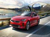 Auto Expo 2018: Kia to showcase the Stinger sports sedan