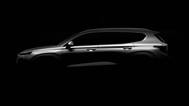 Hyundai unveils new Santa Fe SUV, aiming at US