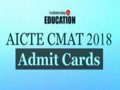 CMAT 2018 admit card released at aicte-cmat.in: Steps to download