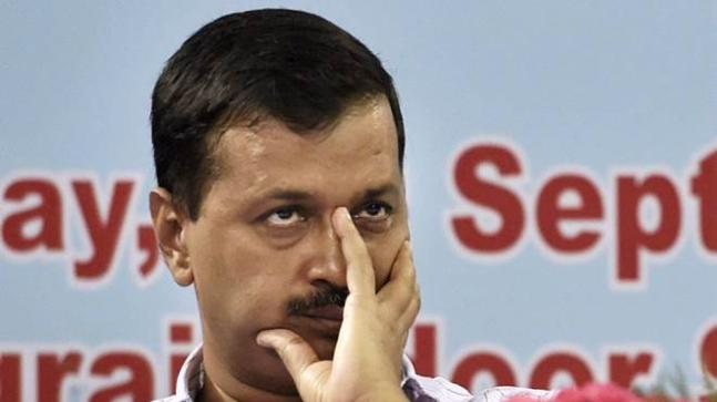 Kejriwal should quit as CM, says BJP