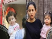 SEE PICS: Taimur Ali Khan-Misha Kapoor send fans into a tizzy with their cuteness