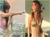 Bigg Boss 11's Benafsha Soonawalla undeterred by trolls, gives it back to haters with another bikini picture