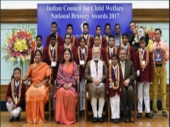 National Bravery Awards: PM Modi presents the award to 18 bravehearts, see the pics here