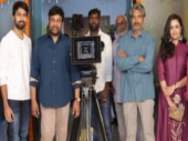 SS Rajamouli kick-starts Chiranjeevi's son-in-law Kalyaan Dhev's debut film
