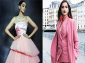 Sonam Kapoor looks like a pink princess in these marvellous outfits