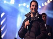 Jacket a gift, Rahul Gandhi tries to bury Burberry controversy