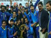 Syed Mushtaq Ali Trophy: Delhi beat Rajasthan to lift maiden trophy