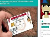 Get fake driver's licence, passport delivered at your doorstep. Thanks to dark web