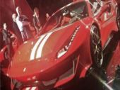 Ferrari 488 GTO with 710bhp images leaked