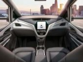 General Motors introduces fully autonomous car with no steering or brake pedals!