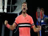 Australian Open: Dimitrov battles past Mackenzie McDonald to reach Round 3