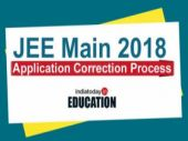 JEE Main 2018: Application correction process starts at jeemain.nic.in