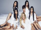 Kim Kardashian & sisters feature in new undergarment commercial; what is Kylie hiding?