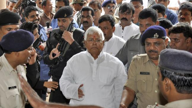 No plans of parole, says Lalu Yadav's lawyer
