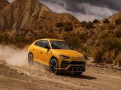 Lamborghini launches the Urus Super Sport Utility Vehicle in India for Rs 3 crore ex-showroom