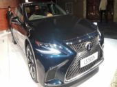 The Lexus LS 500 Hybrid lands in India, prices starting at Rs 1.77 crore
