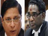 Medical admission scam: Bar Association President Vikas Singh defends CJI Misra on bribery allegations