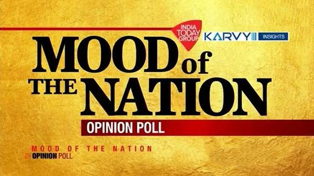 India Today: Mood Of The Nation