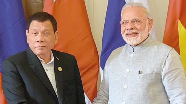 India shares ASEAN vision for rule based societies, values of peace: Modi