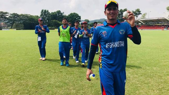 All you need to know about Mujeeb Zadran