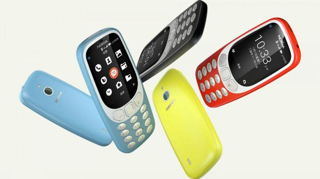 Nokia 3310 4G VoLTE variant announced in China