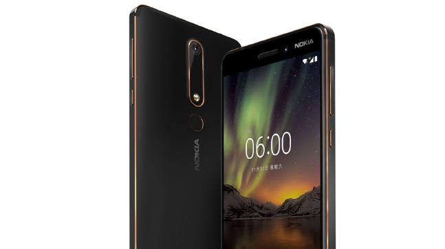 Nokia 6 (2018) and 7 now receiving Android 8.0 Oreo