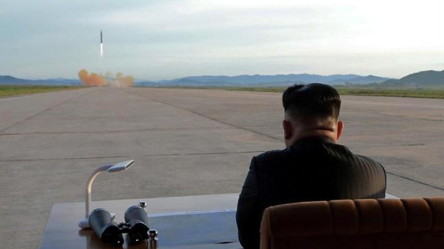 Donald Trump's threats are spasms of a frightened lunatic: North Korea