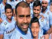 PR Sreejesh battles for spot in Indian hockey team after injury lay-off