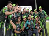 Pakistan attain top spot in T20 rankings with series win over New Zealand
