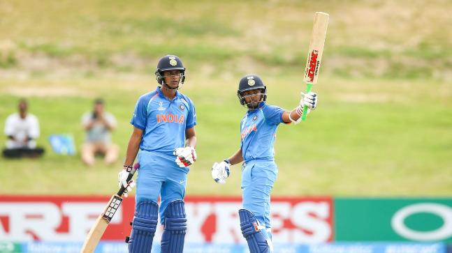 Shubham Gill helps India top group with 10 wicket win vs Zimbabwe