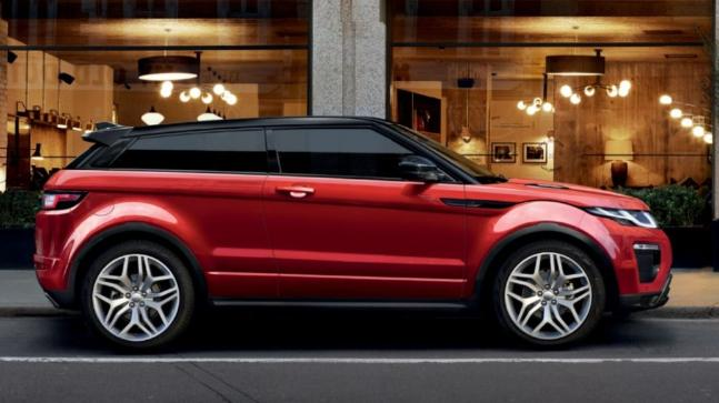 This Is Not Just A Shortened Range Rover But There Are Noticeable Changes In The Tail