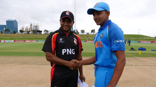 Anukul Roy takes maiden five-wicket haul against Papua New Guinea