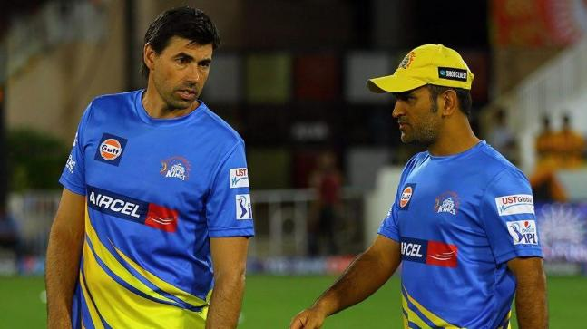 Fleming - Dhoni  combo is back for CSK. (PTI)