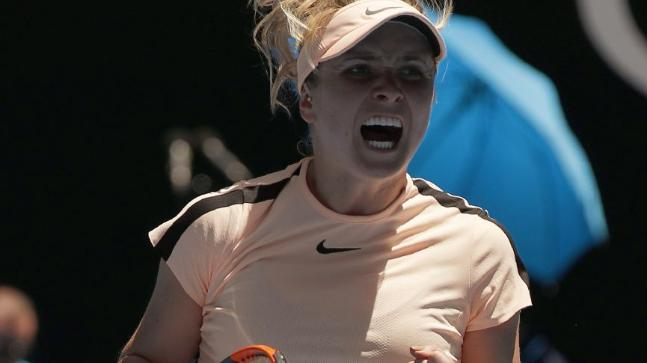 Svitolina beats Kostyuk, reaches fourth round of Australian Open