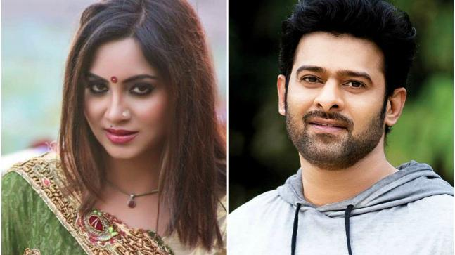 Arshi Khan To Star Opposite Prabhas? Look What She Has To Say!