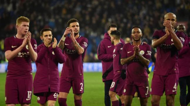 Blow for Man City as star faces spell on the sidelines