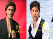 Shah Rukh Khan and Hrithik Roshan will feature on Dabboo Ratnani's 2018 calendar.