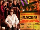 Race 3 will hit theatres on June 18, this year.