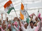 BJP wants Congress to lose iconic hand symbol, moves Election Commission