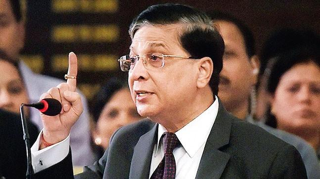 M mulls impeachment motion against Chief Justice Misra