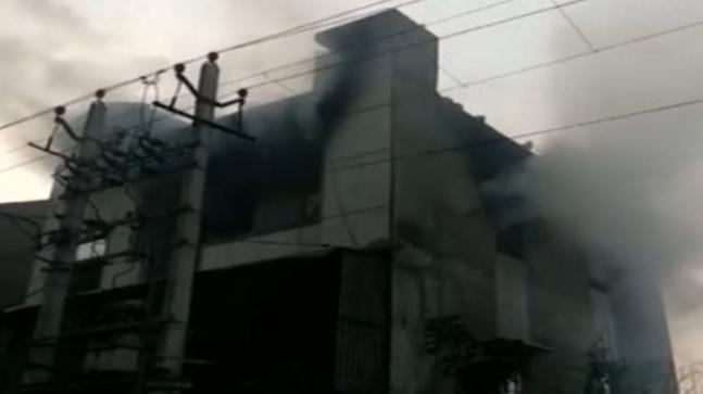 Nine killed as fire breaks out in Delhi plastic factory