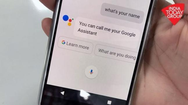 Google Assistant now communicates in Hindi