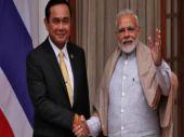 PM Modi meets Thai counterpart ahead ofASEAN summit to discuss economic ties, security