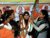 Triple talaq petitioner Ishrat Jahan joins BJP, says Modi ji made law so I joined party