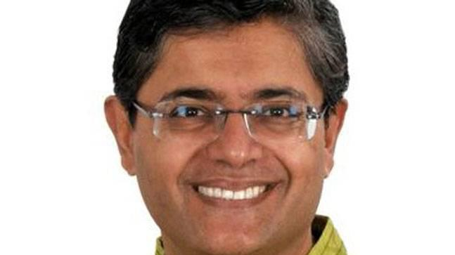 Naveen Patnaik Suspends MP Jay Panda from BJD over 'Anti-Party Activities'
