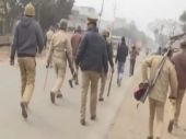 Kasganj violence: Paramilitary troops deployed after clashes erupt again in UP town