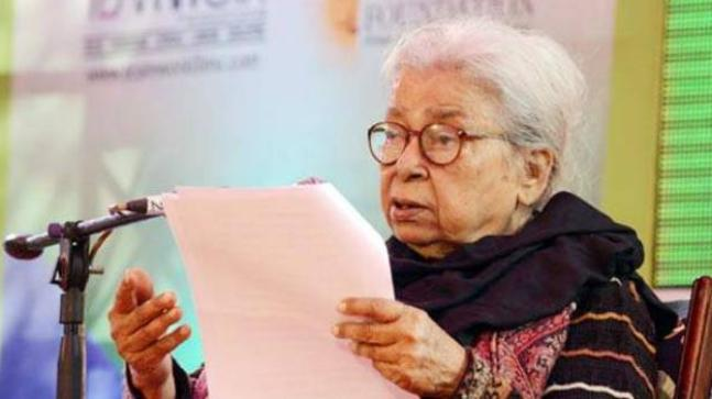 Google pays tribute to author Mahasweta Devi via doodle