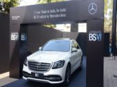 Mercedes unveils BS6 compliant engine, says most powerful Merc diesel yet