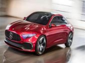 Mercedes to debut all-new CLA next year